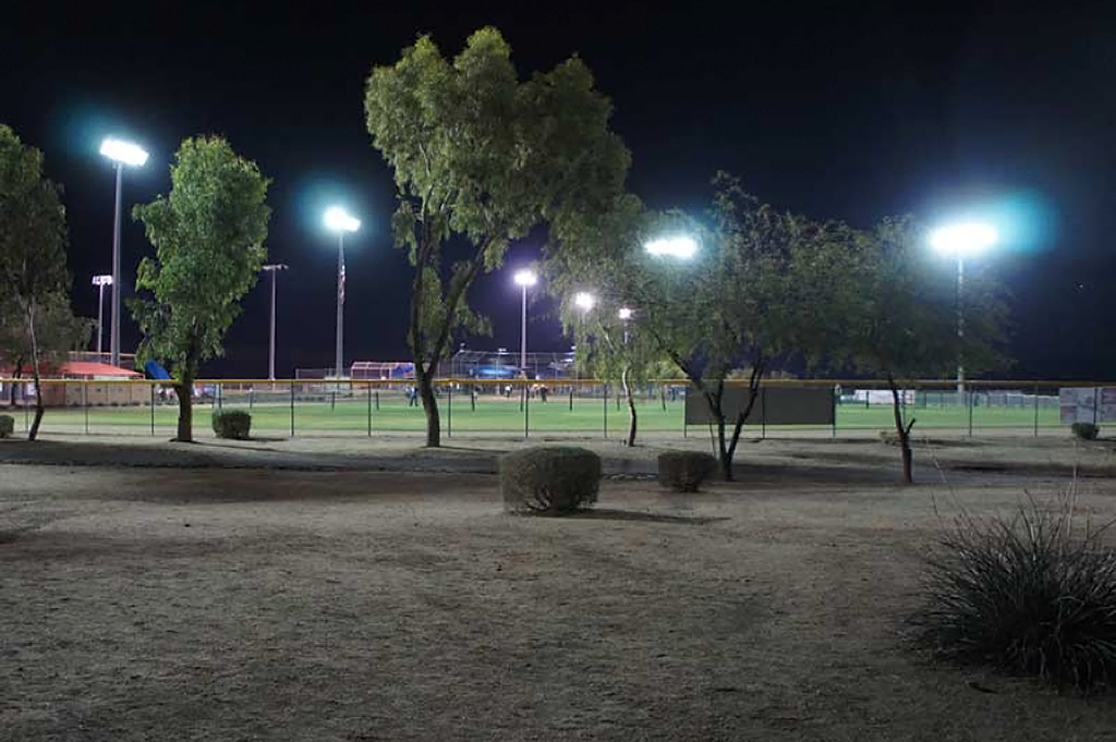 Sports Lighting Application Areas Activeled