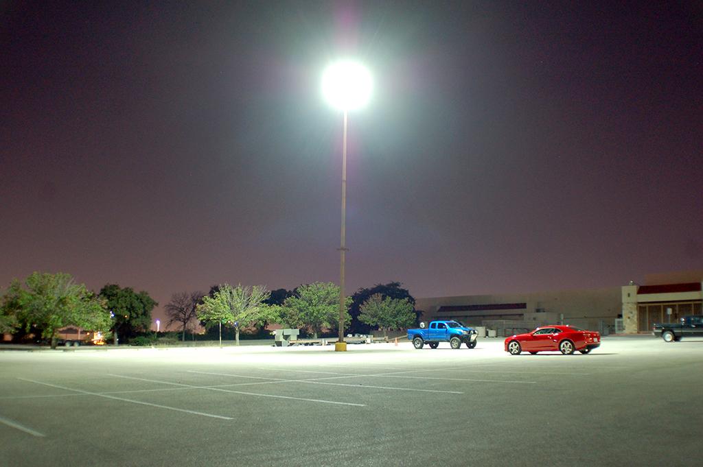 Activeled Car Park Lights Covered Parking Lighting