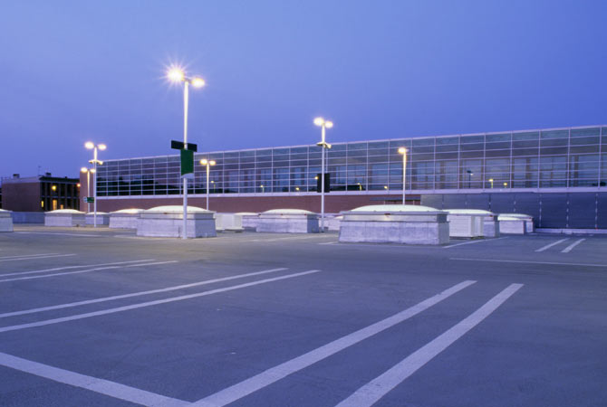 Activeled Car Park Lights Covered Parking Lighting